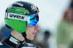 Nejc Dezman of Slovenia during the Ski Flying Individual Qualification at Day 1 of FIS World Cup Ski Jumping Final, on March 19, 2015 in Planica, Slovenia. Photo by Vid Ponikvar / Sportida