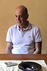 PIERO DE MARCO GUARDIA GIURATA<br /> RICERCHE IGOR VACLAVIC DOPO OMICIDIO VERRI
