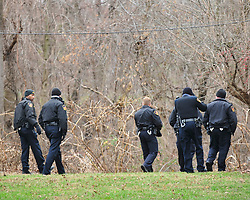 Emergency crews continue to search for a missing child on Jan. 1st, 2016, on South Aubrey Street in Allentown. The five year old autistic child went missing around 11pm from a family gathering on the east side of Allentown. (Chris Post   lehighvalleylive.com)