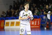 Bastien Lamon  - 04.03.2015 - Nimes / Dunkerque - 17eme journee de Division 1<br />Photo : Andre Delon / Icon Sport