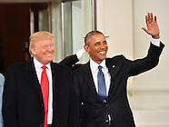 Washington - Other Trump Inauguration Moments - 20 Jan 2017
