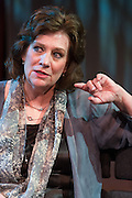 "The Bas Bleu Theatre Company's production of ""The Year of Magical Thinking,"" featuring Wendy Ishii as Joan Didion, July 25, 2013."