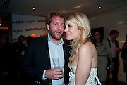 MEREDITH OSTRON; ROBERT MORTIMER, The after-party after the premiere of Duncan WardÕs  film ÔBoogie WoogieÕ ( based on the book by Danny Moynihan). Westbury Hotel. Conduit St. London.  13 April 2010 *** Local Caption *** -DO NOT ARCHIVE-© Copyright Photograph by Dafydd Jones. 248 Clapham Rd. London SW9 0PZ. Tel 0207 820 0771. www.dafjones.com.<br /> MEREDITH OSTRON; ROBERT MORTIMER, The after-party after the premiere of Duncan Ward's  film 'Boogie Woogie' ( based on the book by Danny Moynihan). Westbury Hotel. Conduit St. London.  13 April 2010