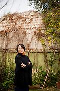 Paulina García Alfonso, más conocida como Paly García (Santiago, 27 de noviembre de 1960), es una actriz, directora y dramaturga chilena. En febrero de 2013 ganó el prestigioso premio Oso de Plata en el Festival Internacional de Cine de Berlín por su interpretación en la película Gloria, de Sebastián Lelio. Santiago de Chile, 03-07-2014 (©Alvaro de la Fuente/Triple.cl)