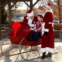 2014 CASHIERS CHRISTMAS TREE LIGHTING