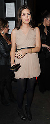 Dasha Zhukova at a party to celebrate the 1st anniversary of W Doha in partnership with The Old Vic, held at Chinawhite, 4 Winsley Street, London on 22nd March 2010.