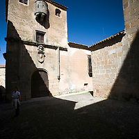 Casa del Sol (15th century), Caceres, Spain