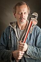 Plumping contractor, John Przeczewski, Anchorage