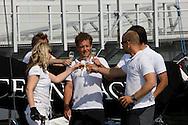 08_00398 © Sander van der Borch. Valencia - Spain,  May 18th 2008 . Extreme40 practice regatta.