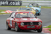 #63 MAY / STORER Alfa Romeo 105  during CSCC Adams & Page Swinging Sixties Series  as part of the CSCC Oulton Park Cheshire Challenge Race Meeting at Oulton Park, Little Budworth, Cheshire, United Kingdom. June 02 2018. World Copyright Peter Taylor/PSP.