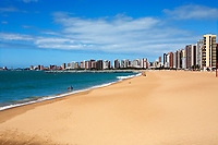 waterfront of Fortaleza in ceara state brazil