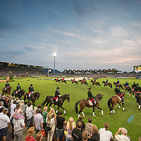 Opening Ceremony - FEI European Championships 2015 - Aachen
