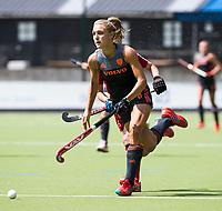 St.-Job-In 't Goor / Antwerpen -  Nederland Jong Oranje Dames (JOD) - Groot Brittannie (7-2). Kyra Fortuin (Ned)  COPYRIGHT  KOEN SUYK