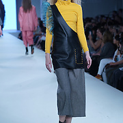 London,England,UK : 7th June 2016 : Graduate student Lauren Gardiner showcases their work at the GFW 25th Anniversary Day three show of Brighton University held at Truman Brewery, London. © See Li/Alamy Live