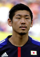 Fifa Brazil 2013 Confederation Cup / Group A Match / <br /> Japan vs Mexico 1-2  ( Mineirao Stadium - Belo Horizonte , Brazil )<br /> Yuzo KURIHARA of Japan , during the match between Japan and  Mexico