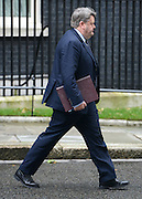 © Licensed to London News Pictures. 12/06/2012. Westminster, UK LORD STRATHCLYDE. Politicians on Downing Street today 12 June 2012. Photo credit : Stephen Simpson/LNP