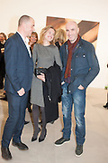 DINOS CHAPMAN; NATALIA VODIANOVA; JASON BROOKS, This is not an Exit. Mat Collishaw. Blain Southern. Hanover Sq. London. 13 February 2013.