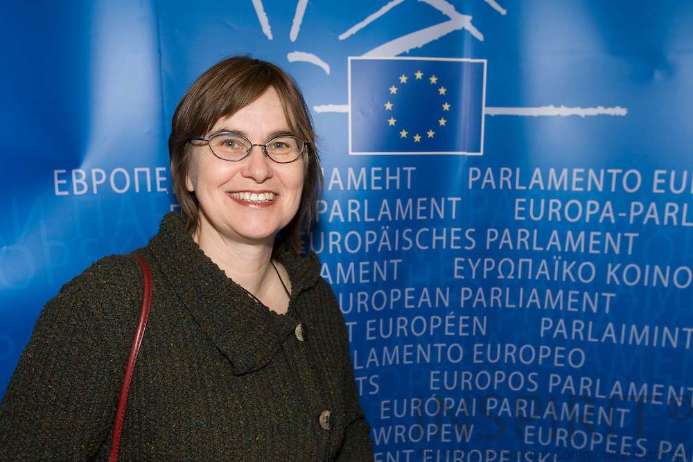 BRUSSELS - BELGIUM - 29 NOVEMBER 2007 -- MEP Anne E. Jensen.  Photo: Erik Luntang