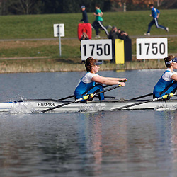 2014 Junior Sculling Head