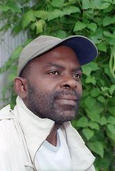 Portrait of man,