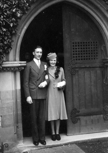 Dating in the 1940s and 1950s