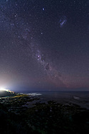 Milky Way over Flinders  back beach.