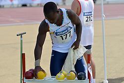 03/08/2017; Lucumi Villegas, Luis Fernando, T38, COL at 2017 World Para Athletics Junior Championships, Nottwil, Switzerland
