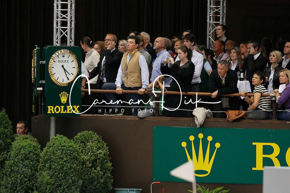 de Rottschild Edouard (FRA)<br /> Winner ot the Rolex FEI World Cup Final - Geneve 2010<br /> © Dirk Caremans