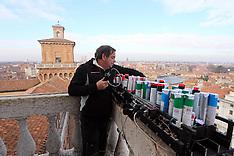 20131228 ALLESTIMENTO FUOCHI INCENDIO DEL CASTELLO ULTIMO DELL'ANNO 2013