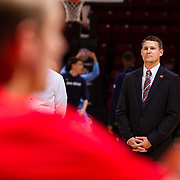 05 December 2018: The Aztecs lost to the Toreros 73-61 at Viejas Arena.