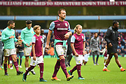 Aston Villa defender John Terry (26) during the EFL Sky Bet Championship match between Aston Villa and Derby County at Villa Park, Birmingham, England on 28 April 2018. Picture by Jon Hobley.