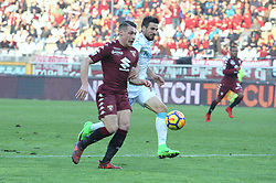 November 19, 2017 - Turin, Piedmont, Italy - Andrea Belotti (Torino FC) during the Serie A football match between Torino FC and AC Chievo Verona at Olympic Grande Torino Stadium on 19 November, 2017 in Turin, Italy. (Credit Image: © Massimiliano Ferraro/NurPhoto via ZUMA Press)