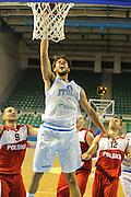 DESCRIZIONE : Cipro European Basketball Tour Italia Polonia Italy Poland<br /> GIOCATORE : Luca Vitali<br /> CATEGORIA : Tiro<br /> SQUADRA : Nazionale Italia Uomini <br /> EVENTO : European Basketball Tour <br /> GARA : Italia Polonia <br /> DATA : 07/08/2011 <br /> SPORT : Pallacanestro <br /> AUTORE : Agenzia Ciamillo-Castoria/GiulioCiamillo<br /> Galleria : Fip Nazionali 2011 <br /> Fotonotizia :  Cipro European Basketball Tour Italia Polonia Italy Poland<br /> Predefinita :