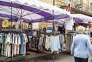 Sarlat-la-Canéda, France. The Market