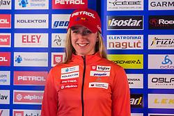 Polona Klemencic of Biathlon team at media day of Ski Association of Slovenia before new winter season 2018/19, on October 4, 2018 in Ski resort Pohorje, Maribor, Slovenia. Photo by Grega Valancic / Sportida