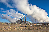 "The San Juan Generating Plant just outside of Farmington, New Mexico in the Four Corners region, deemed an 'energy Sacrifice Zone,"" by the Nixon administration, is one of America's largest coal plants."