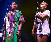 Seun Kuti & Egypt 80, Womad, Malmesbury, Wiltshire, United Kingdom, July 30th, 2017 (Copyright Philip Ryalls)