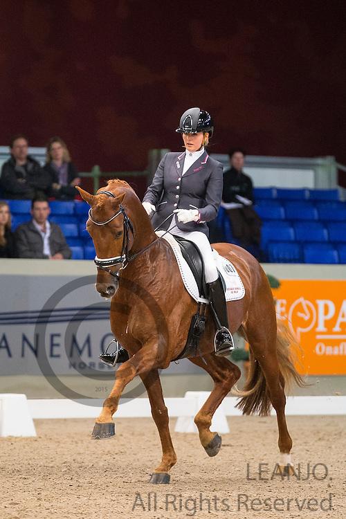 Emmelie Scholtens - Dorado<br /> Indoor Twente 2013<br /> &copy; DigiShots