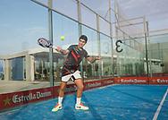 Rafa Nadal Academy in Manacor, Mallorca, Padel Court,<br /> <br />  - Rafa Nadal Academy -  -  Rafa Nadal Academy - Manacor - Mallorca - Spanien  - 24 October 2016. <br /> &copy; Juergen Hasenkopf