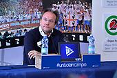 20180403 Conferenza Stampa Dimissioni Federico Pasquini Dinamo Sassari
