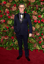 Alex Jennings attending the Evening Standard Theatre Awards 2018 at the Theatre Royal, Drury Lane in Covent Garden, London