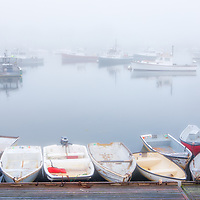 Picturesque New England harbor fog photography of Green Harbor in Marshfield, Massachusetts. The fog beautifully created a serene harbor scenery.<br /> <br /> Picturesque New England fog photography image artwork of Marshfield Green Harbor is available as museum quality photography prints, canvas prints, acrylic prints, wood prints or metal prints. Prints may be framed and matted to the individual liking and decorating needs: <br /> <br /> https://juergen-roth.pixels.com/featured/marshfield-green-harbor-juergen-roth.html<br /> <br /> Good light and happy photo making!<br /> <br /> My best,<br /> <br /> Juergen