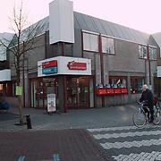 Ptt postkantoor Kerkstraat Huizen ext