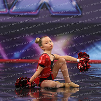 1001_BLAZE CHEER UK - Tiny Dance Solo Pom