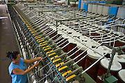 Para de Minas_MG, Brasil...Industria Textil em Para de Minas, Minas Gerais...Textile industry in Para de Minas, Minas Gerais...Foto: JOAO MARCOS ROSA / NITRO