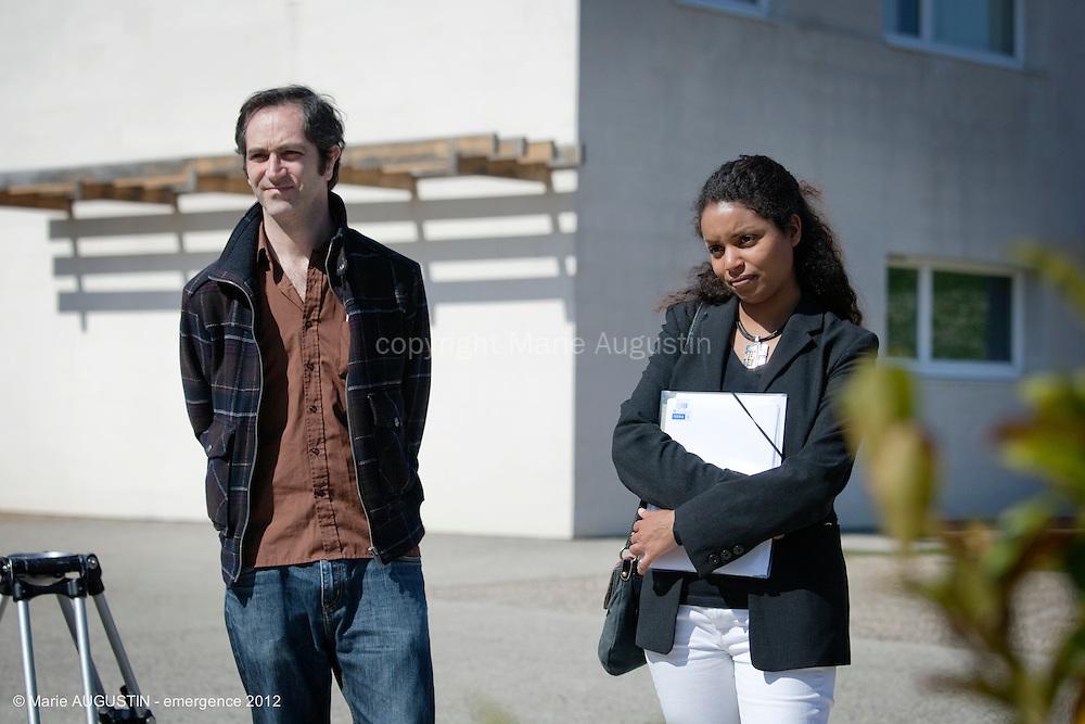 Manuel BLETON et Ngiji SANGES, compositeurs - emergence 2012