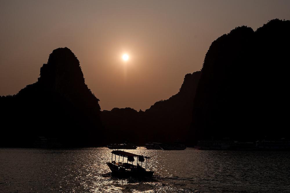 Travel through Vietnam during December 2013