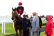 "Singing The Blues ridden by Rob Hornby and trained by Rod Millman in the Read ""Group 1 Griff"" At Valuerater.Co.Uk Handicap race.  - Mandatory by-line: Ryan Hiscott/JMP - 01/05/2019 - HORSE RACING - Bath Racecourse - Bath, England - Wednesday 1 May 2019 Race Meeting"