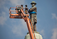 Confederate Monument Removal