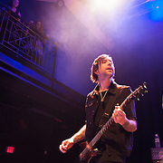 Good Charlotte performs at 930 Club in Washington, DC on April 20, 2016 (Photos by Richie Downs).
